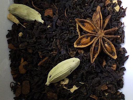 probiotic chai, organic loose leaf