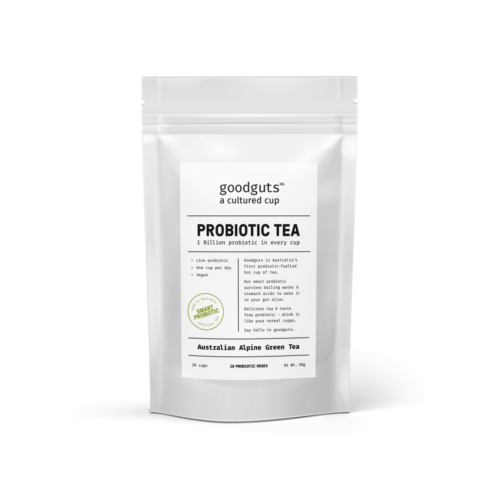 Goodguts Probiotic Australian Alpine Green Tea