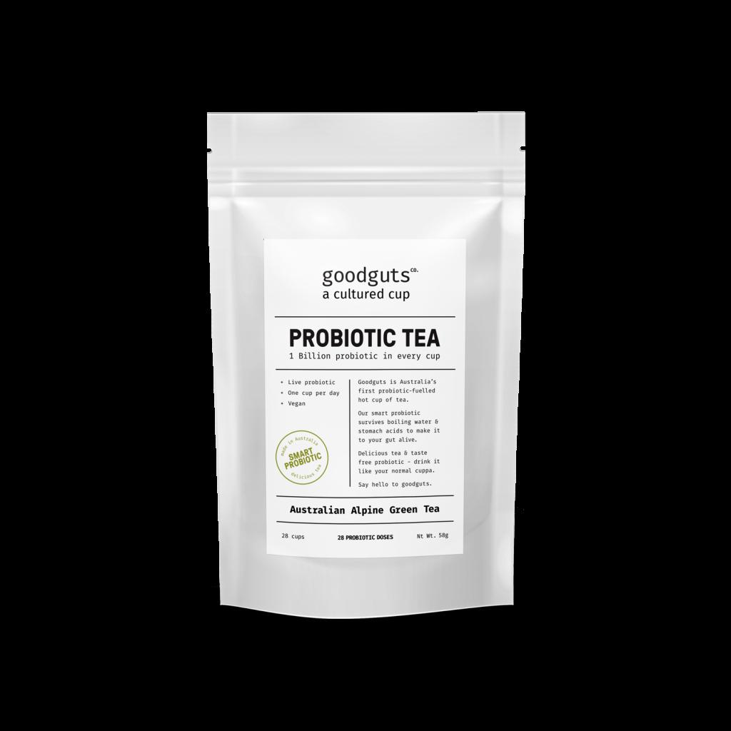 Goodguts Probiotic Australian Alpine Green Tea