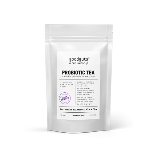 Goodguts Probiotic Australian Rainforest Black Tea