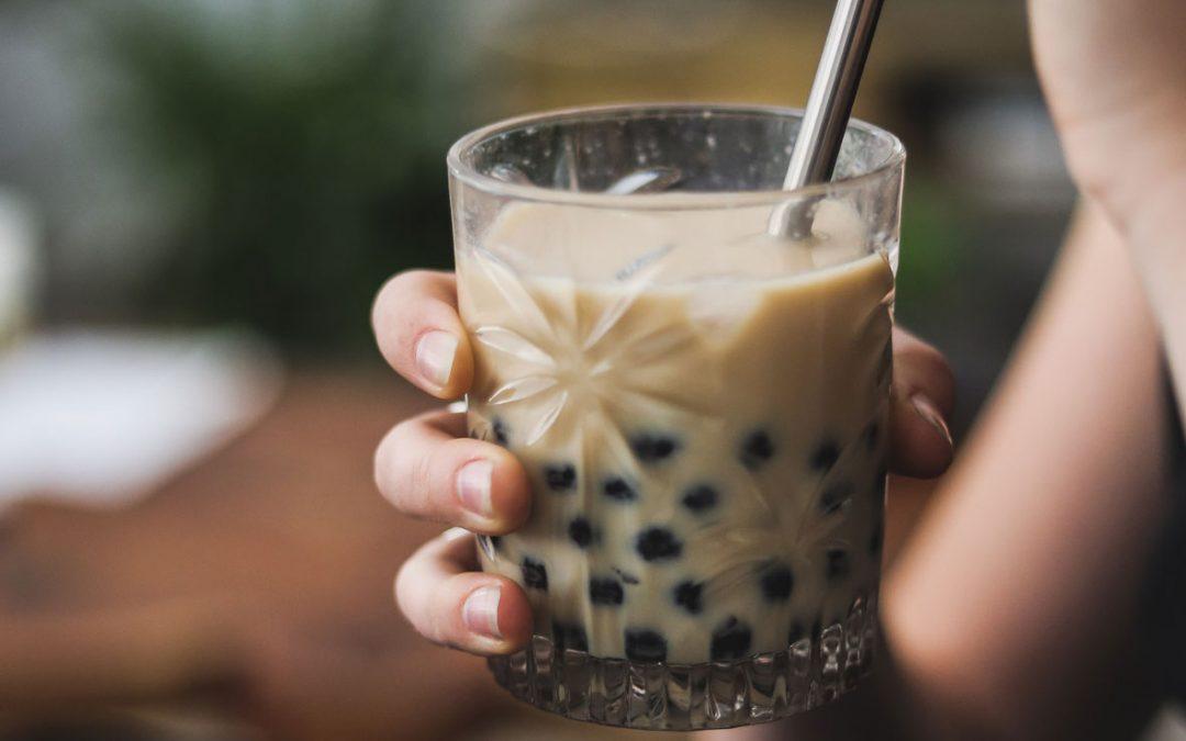 Gut Loving Probiotic Bubble Tea